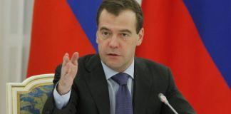 Russian Prime Minister, Dmitry Medvedev has resigned