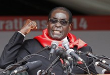 Robert Mugabe has been president since Zimbabwe gained independence