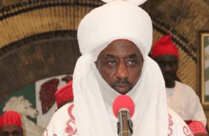 Emir of Kano, Muhammadu Sanusi II was also fingered in the fraud