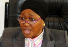Farida Waziri, former EFCC chairman