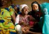 FILE PHOTO: Picture of child bride in Nigeria