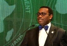 Akinwumi Adesina, President AfDB cleared of all allegations