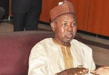 Kastina State governor, Alhaji Aminu Bello Masari