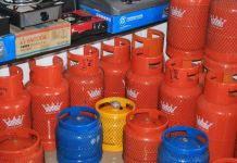 Liquefied Petroleum Gas (Cooking Gas)