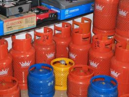 Liquefied Petroleum Gas (Cooking Gas)