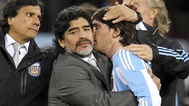 Diego Maradona is dead at the age of 60