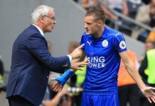 "Vardy said media reports suggesting he had personally been involved in Ranieri's sacking were ""hurtful"""