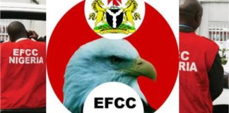 EFCC logo Hima Aboubakar