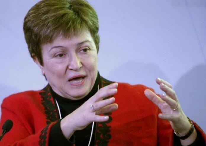 Kristalina Georgieva, Managing Director of IMF