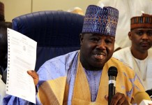 Sen. Ali Modu Sheriff, PDP National Chairman