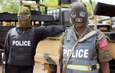 Police unit, Operation Puff Adder have killed nine kidnappers on Abuja-Kaduna road