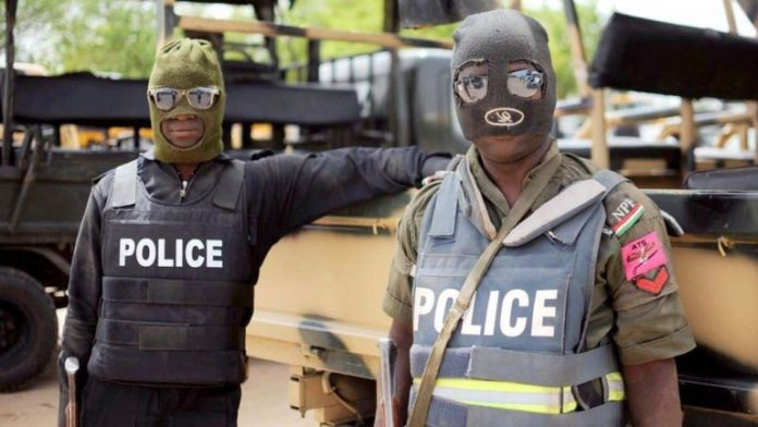 Police pulled out four bodies from septic tank in Lagos, three arrested