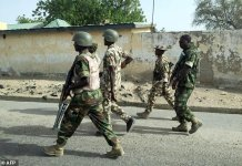 Nigerian Army has said it will punish soldiers involved in Maiduguri airport mutiny