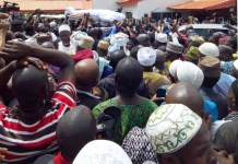 Tearful exit for Sen Isiaka Adeleke