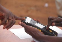 INEC has pleaded that the 63 missing card readers in Bayelsa State be returned