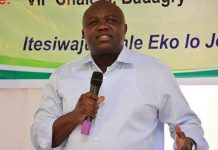 Governor Akinwunmi Ambode is yet to present the 2019 budget before the state assembly