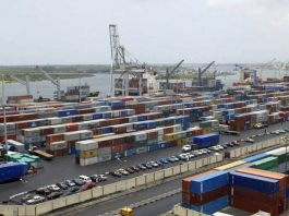 FILE: NAFDAC has seized 35 containers of tramadol at the ports Containers
