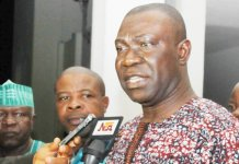 Senator Ike Ekweremadu was beaten and disgraced by IPOB members