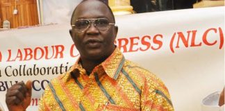 NLC warns FG against IMF's petroleum subsidy removal