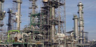 The first refinery in Port Harcourt was commissioned in 1965