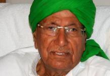 Ex-Indian minister, Prakash Chautala: