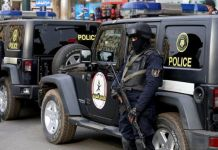 Hundreds of police officers and soldiers have been killed by jihadist militants since 2013 Cairo