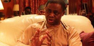 Femi Fani-Kayode has denied dumping the PDP for APC