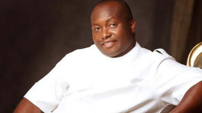 Ifeanyi Ubah has dumped the YPP for the APC
