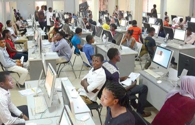 Candidates sitting for UTME have been banned from wearing wrist watches by JAMB