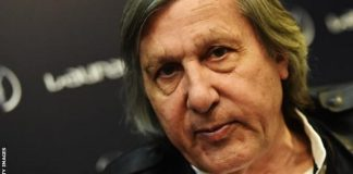 Nastase made comments about the skin colour of Serena Williams' unborn baby