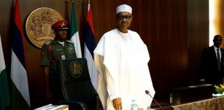 President Muhammadu Buhari says PDP have questions to answer for 16 years of misrule