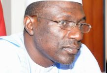 Senator Ahmed Markafi has formally joined the PDP's presidential race