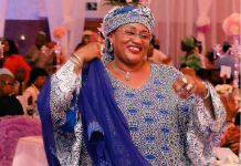 Aisha Alhassan popularly known as Mama Taraba says she has not resigned as Women Minister