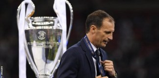 Juventus have reappointed Massimiliano Allegri as manager