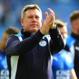 Craig Shakespeare has signed a three-year deal to say as Leicester boss