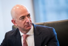 Amazon boss, Jeff Bezos