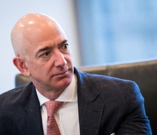 Amazon boss, Jeff Bezos