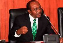 Godwin Emefiele, Governor