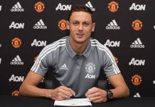 Nemanja Matic has been signed for a second time by Jose Mourinho