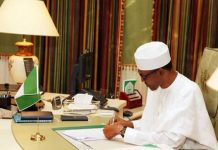 President Muhammadu Buhari has signed COVID-19 regulations, 2020