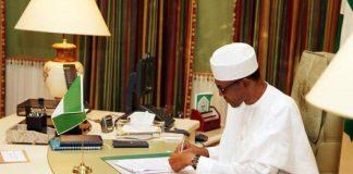 President Muhammadu Buhari has signed COVID-19 regulations, 2020
