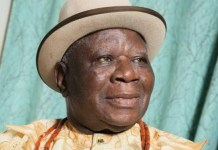 President Muhammadu Buhari has praised Chief Edwin Clark at 92