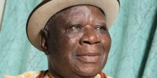 Chief Edwin Clark turns 93 on May 25