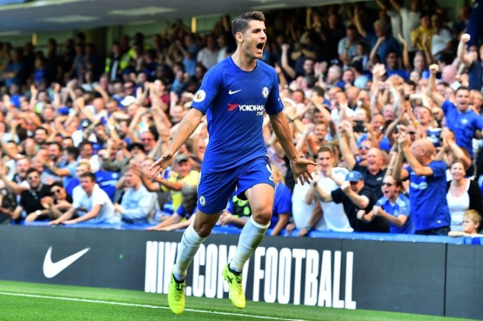 Former Chelsea manager Ruud Gullit says Alvaro Morata is the striker that Chelsea needs