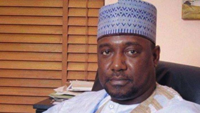 Governor Abubakar Bello of Niger State has been re-elected