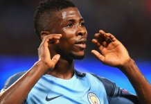 Kelechi Iheanacho has joined Leicester City on a five-year deal