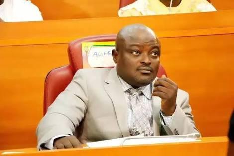 Lagos State House Speaker Mudashiru Obasa