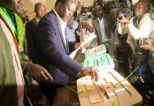 Raila Odinga: Voting on Tuesday