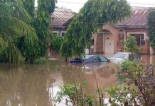FILE: Flood has killed 14 people in Niger State