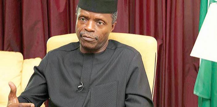 VP Yemi Osinbajo says FG committed to completing 2nd Niger Bridge